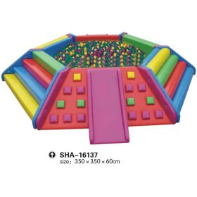Kids Plastic Ball Pools SHA-16137