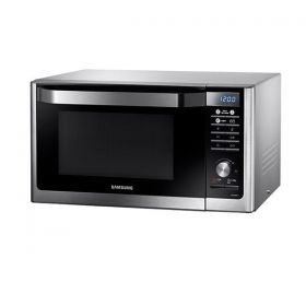 Samsung 32 Liters Smart Microwave-Oven, Grey - MC32F604TCT