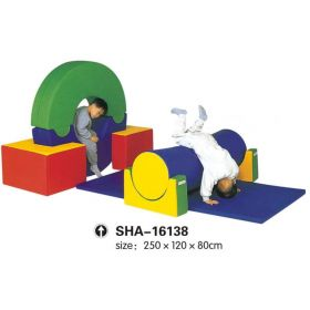 Kids Climb & Roll Playsystem SHA-16138