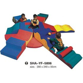 Kids Soft Climbers Playsystem SHA-YF-5806