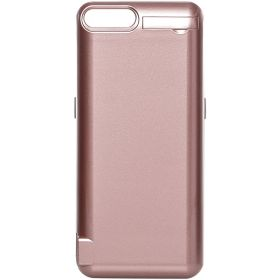 Smart Apple iPhone 7 Plus Power Case, 5.5 Inch - Rose Gold