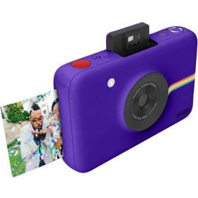 Polaroid Snap Instant Digital Camera, Purple