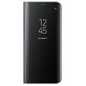 Samsung Galaxy S8+ Clear View Standing Cover Black