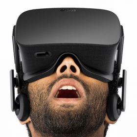 Oculus Rift Next-generation Virtual Reality Kit (Consumer Edition 2016)