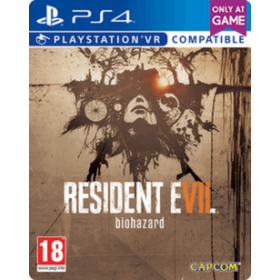 PS4 Resident Evil VII Biohazard Steelbook Edition VR Game