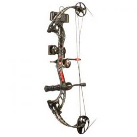 PSE Drop Tine Compound Bow