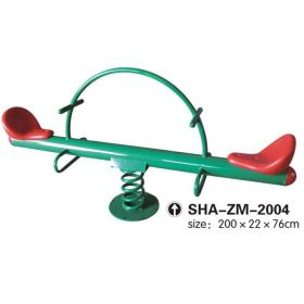 Kids Colorful Swivel Seesaw 2 Chairs SHA -ZM-2004