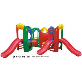 Climber Twin Tower Slide SHA -ML-031