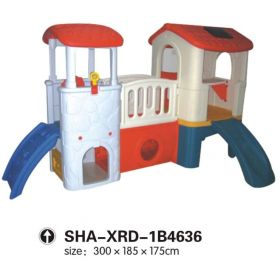 Twin Tower  Climb & Slide SHA-XRD-1B4636