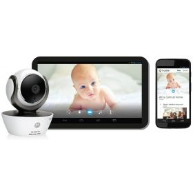 Motorola Connect WiFi Video Baby Monitor - MBP85