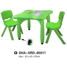 Kids Study Table & Chair SHA-XRD-85917
