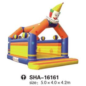 Clownz Bouncy Castle SHA-16161