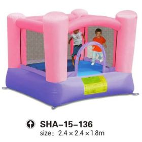 Colorful Bouncy Castle SHA-15-136