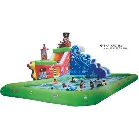 Infant & Toodler Inflatble Themeplay SHA-XRD-5601