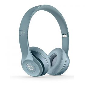 Beats Solo2 Wired On-Ear Headphone - Gray