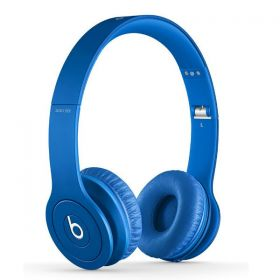Beats Solo HD Wired On-Ear Headphone - Blue