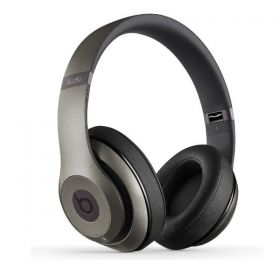 Beats Studio 2.0 Wired Over-Ear Headphone - Titanium