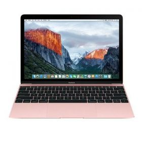 Apple MacBook Laptop - Intel Core M5 1.2 GHz Dual Core, 12 Inch, 512GB
