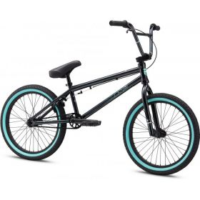 Boy's Mongoose Legion L80 Metallic Black Bike, 20 inch