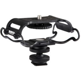 Boya Camera Shoe Shockmount BY-C10 for Zoom Olympus Tascam Sony Roland