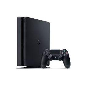 Sony PS4 Slim Console 500GB Black