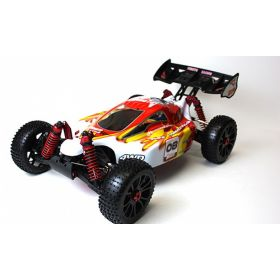 1/8 Scale Brushless Motor 4WD Off-Road Electronic Car