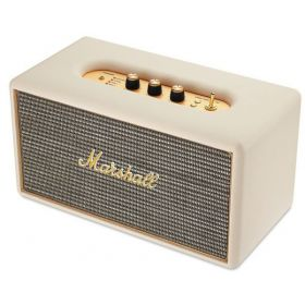 Stanmore Audio Bluetooth Speaker by Marshall, Off White