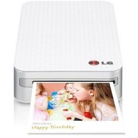 LG Pocket Photo PD233 LG Pocket ZINK Photo Paper