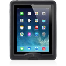 LifeProof Waterproof Case for iPad Air, Nuud Black [1902-01]