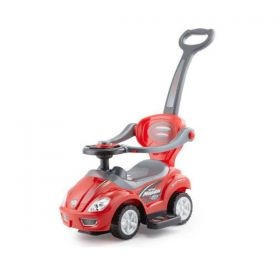 3 IN 1 Activity Ride-On for Unisex(Red,C381/382)