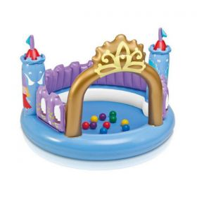 Intex Inflatable Magical Castle, Multi [48669]