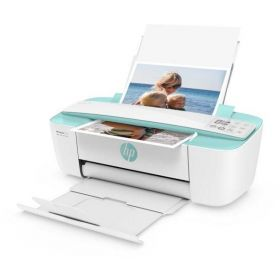 HP DeskJet Ink Advantage 3785 All-in-One Printer - Seagrass, T8W46C