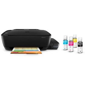 HP Deskjet GT 5820 All-In-One Printer + GT52 Black + GT52 Cyan, Magenta, Yellow Ink Cartidges