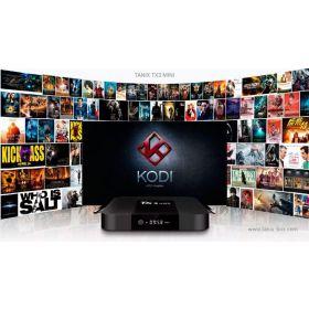2017 TX3 Mini Smart TV Box, 2G+16G, Android 7.1, Shahid, Terrarium TV, ShowBox HD, Cartoon HD