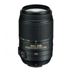 Nikon AF-S NIKKOR 55-300mm f/4.5-5.6G ED VR Zoom Lens for Nikon Digital SLR Cameras