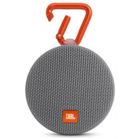 JBL Clip 2 Full-featured waterproof ultra-portable speaker - Grey