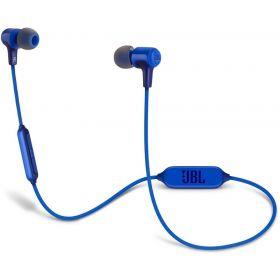 JBL E25 In-Ear Wireless Headphones - Blue