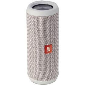 JBL Flip 3 Splashproof Portable Bluetooth Speaker - Gray, JBLFLIP3GRAY