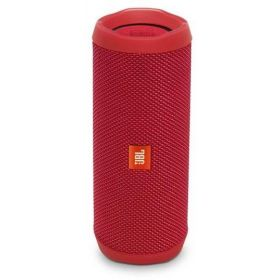 JBL Flip 4 Waterproof Portable Bluetooth speaker - Red, JBLFLIP4REDAM