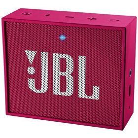 JBL GO Portable Bluetooth Speaker - Pink, JBLGOPINK