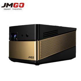JmGO V8 LED Android Speaker Projector Gold