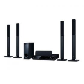 LG 5.1 Channel DVD Home Theatre System