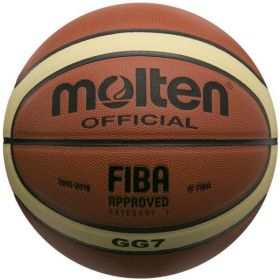 Molten GG6 Composite Leather Basketball Cushion Core Technology