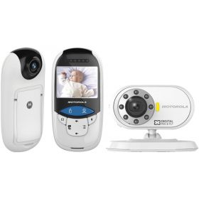 Motorola Digital Baby Monitor with Infrared Thermometer - MBP27T