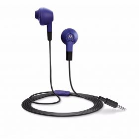 Motorola Moto Buds Earphone  - Purple