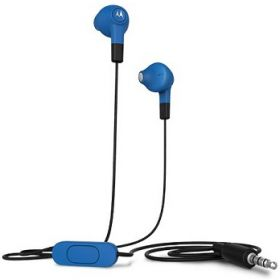 Motorola Moto Buds Earphone  - Royal Blue