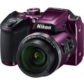 Nikon COOLPIX B500 - 16 Megapixel, Compact Camera, Purple