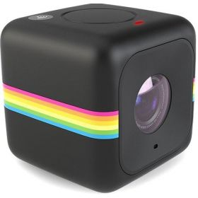 Polaroid Cube+ Wi-Fi Lifestyle Action Camera, Black