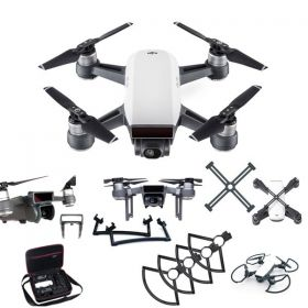 DJI Spark Alpine White Save More Bundles