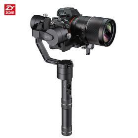 Zhiyun Crane Plus 3-Axis Handheld Gimbal Stabilizer for Mirrorless DSLR Camera Support 2.5KG POV Mode